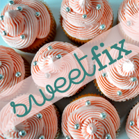 sweet fix recipe blog button
